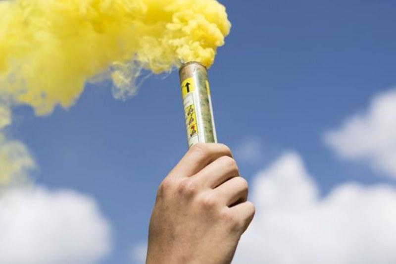 Come fare un fumogeno senza nitrato di potassio