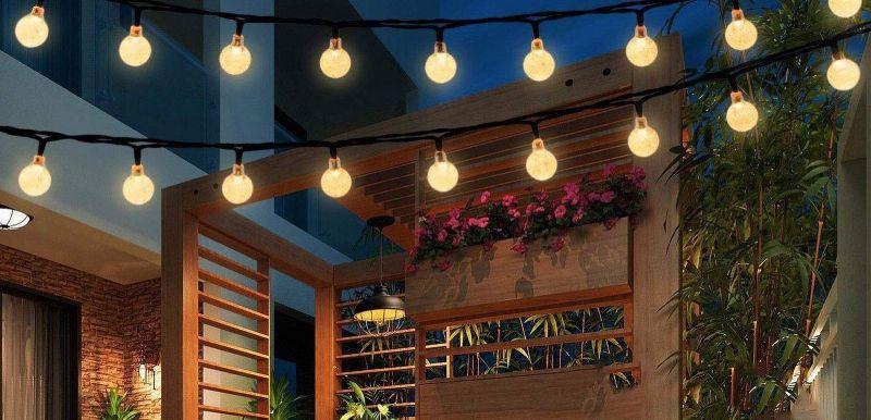 illuminazione da esterno a led